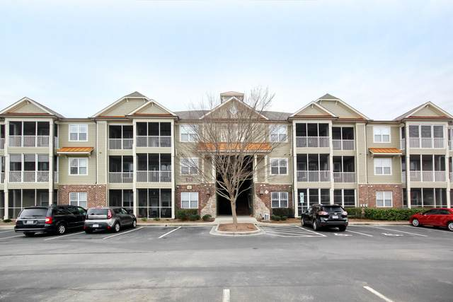 395 S Crow Creek Drive NW Unit 1120, Calabash, NC 28467 (MLS #100266429) :: The Cheek Team