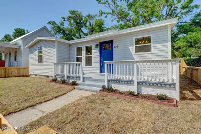 614 S 9th Street, Wilmington, NC 28401 (MLS #100266441) :: The Legacy Team