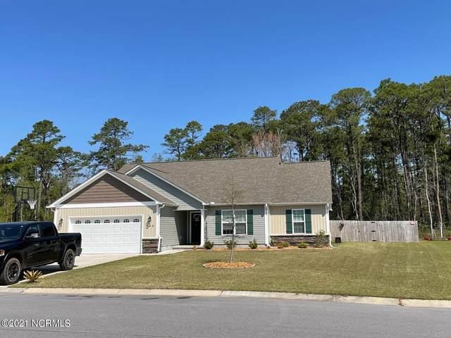 248 Independence Boulevard, Newport, NC 28570 (MLS #100266446) :: RE/MAX Essential