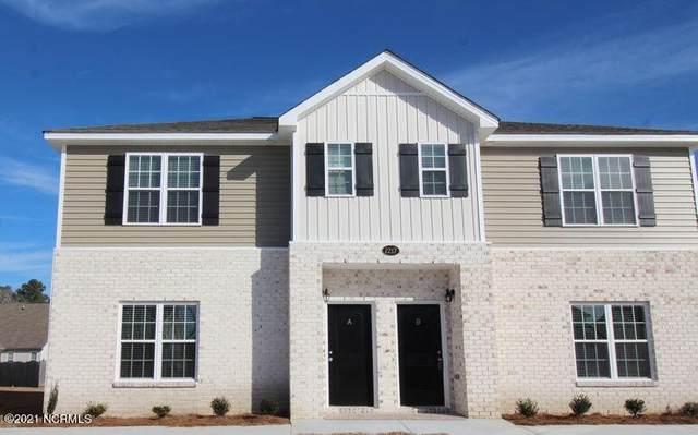 2317 Chavis Drive B, Greenville, NC 27858 (MLS #100266452) :: The Tingen Team- Berkshire Hathaway HomeServices Prime Properties