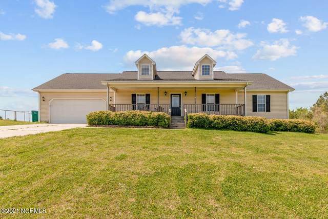 219 E East Ridge Court, Jacksonville, NC 28540 (MLS #100266454) :: Barefoot-Chandler & Associates LLC