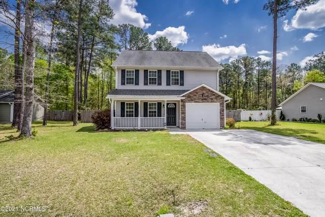 220 Peters Lane, Jacksonville, NC 28540 (MLS #100266455) :: RE/MAX Essential