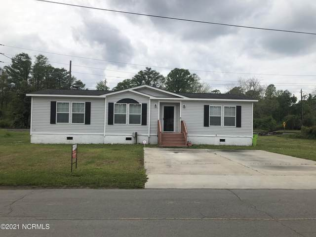 413 Brooks Drive, New Bern, NC 28560 (MLS #100266461) :: The Oceanaire Realty