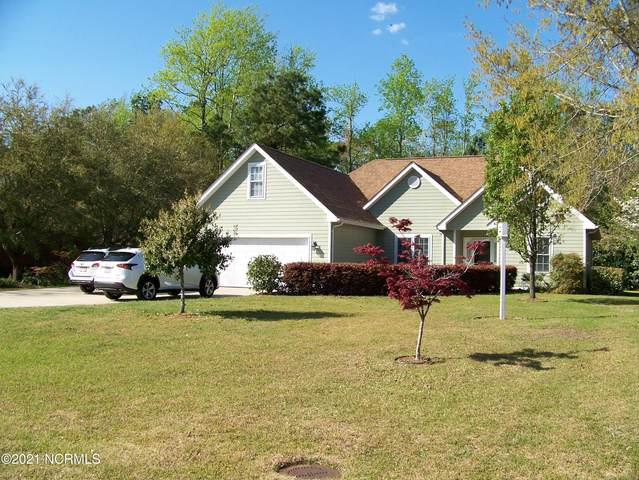 805 Lord Granville Drive, Morehead City, NC 28557 (MLS #100266466) :: RE/MAX Essential