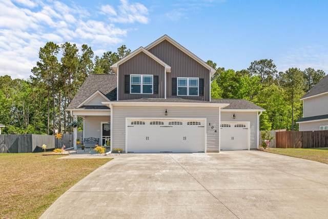 104 Longhorn Road, Jacksonville, NC 28546 (MLS #100266478) :: CENTURY 21 Sweyer & Associates