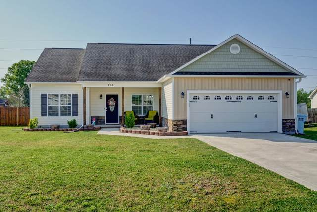 207 Classy Court, Richlands, NC 28574 (MLS #100266513) :: David Cummings Real Estate Team