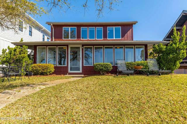 419 S Elm Street, Swansboro, NC 28584 (MLS #100266524) :: David Cummings Real Estate Team