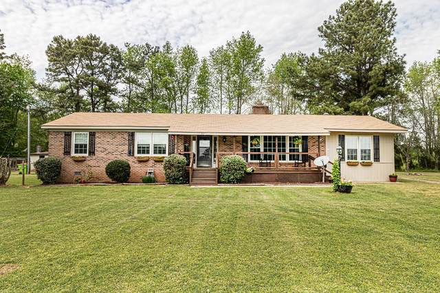 92 Adcock Road, Whitakers, NC 27891 (MLS #100266527) :: RE/MAX Essential
