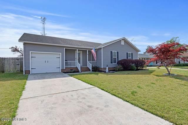 307 Branchwood Court, Jacksonville, NC 28546 (MLS #100266531) :: RE/MAX Essential