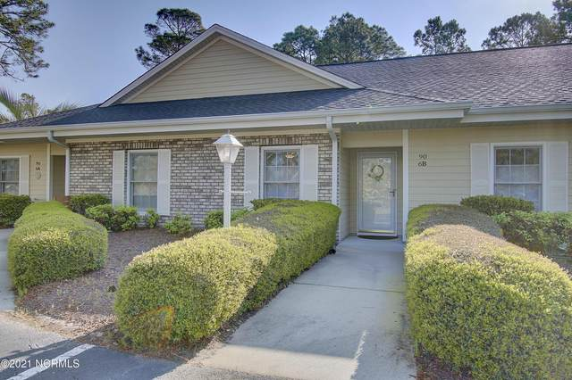 90 Clubhouse Road Apt 6B, Sunset Beach, NC 28468 (MLS #100266537) :: RE/MAX Essential