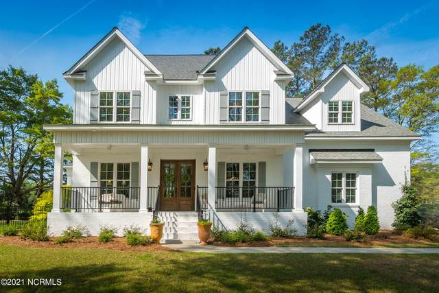 319 Woodspring Lane, Greenville, NC 27834 (MLS #100266541) :: The Oceanaire Realty