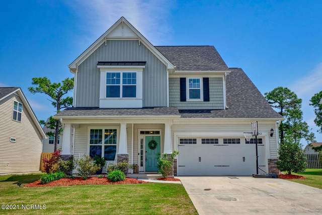 342 Belvedere Drive, Holly Ridge, NC 28445 (MLS #100266547) :: RE/MAX Essential