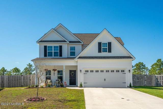 219 Salty Dog Lane, Sneads Ferry, NC 28460 (MLS #100266548) :: RE/MAX Essential