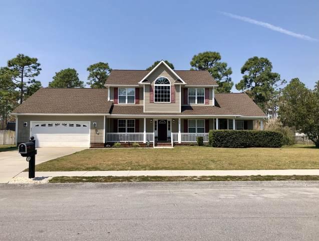 329 Bahia Lane, Cape Carteret, NC 28584 (MLS #100266550) :: David Cummings Real Estate Team