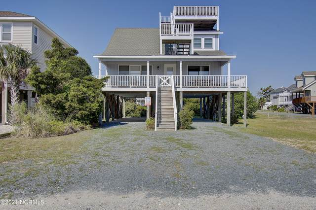 111 Windjammer Drive, Holden Beach, NC 28462 (MLS #100266551) :: RE/MAX Essential