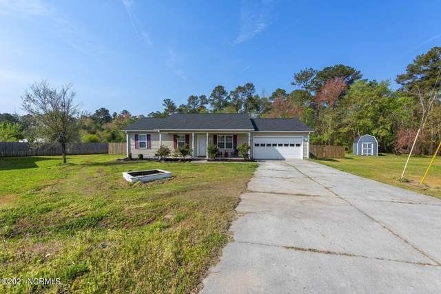 206 Angie Court, Richlands, NC 28574 (MLS #100266562) :: RE/MAX Essential
