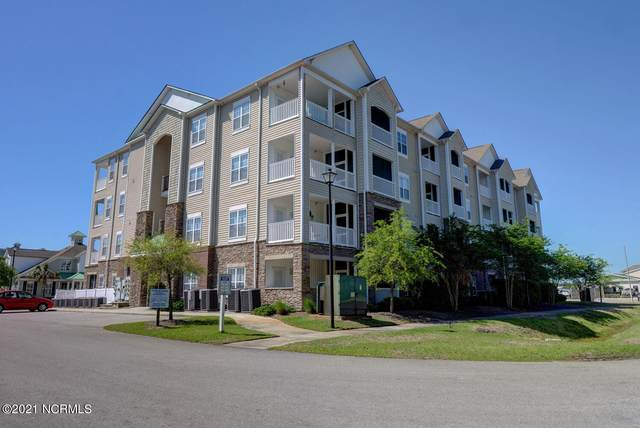 100 Gateway Condos Drive #116, Surf City, NC 28445 (MLS #100266563) :: RE/MAX Essential