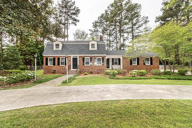 3545 Mansfield Drive, Rocky Mount, NC 27803 (MLS #100266568) :: Donna & Team New Bern
