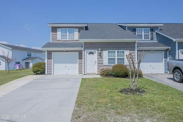 109 Jessie Circle, Hubert, NC 28539 (MLS #100266572) :: Great Moves Realty