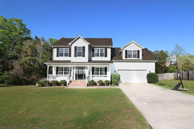 312 Old Dam Road, Jacksonville, NC 28540 (MLS #100266576) :: Stancill Realty Group