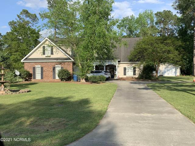 11280 Troon Circle, Laurinburg, NC 28352 (MLS #100266580) :: Castro Real Estate Team