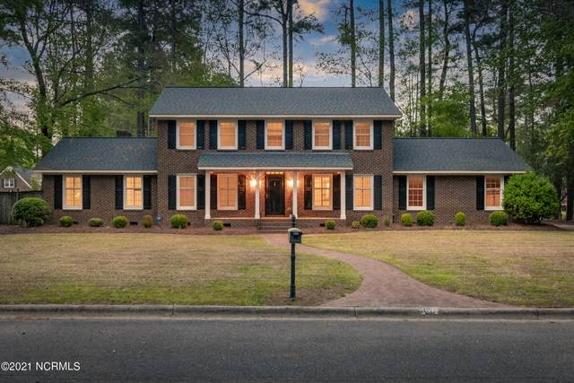 100 Wesley Road, Greenville, NC 27858 (MLS #100266583) :: Thirty 4 North Properties Group
