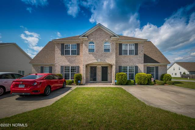1601 Cambria Drive B, Greenville, NC 27834 (MLS #100266596) :: The Tingen Team- Berkshire Hathaway HomeServices Prime Properties