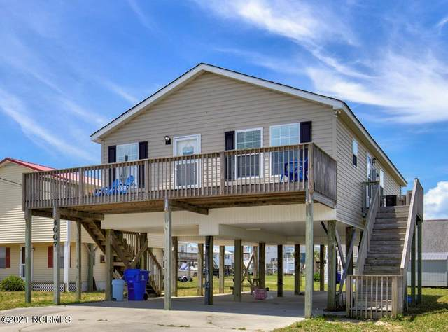4007 4th Street, Surf City, NC 28445 (MLS #100266626) :: The Oceanaire Realty