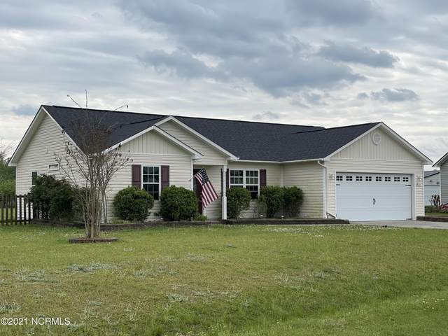 231 Wingspread Lane, Beulaville, NC 28518 (MLS #100266635) :: The Oceanaire Realty