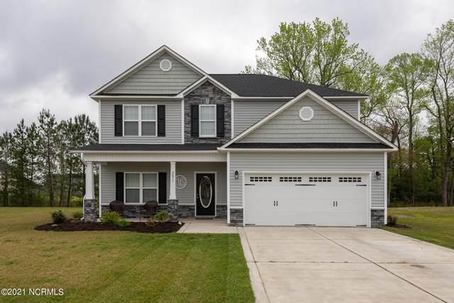2873 Verbena Way, Winterville, NC 28590 (MLS #100266640) :: The Tingen Team- Berkshire Hathaway HomeServices Prime Properties