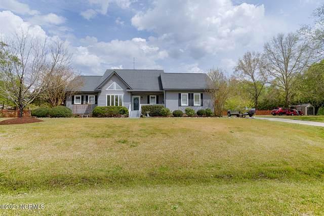 109 Buckingham Drive, Winterville, NC 28590 (MLS #100266667) :: The Tingen Team- Berkshire Hathaway HomeServices Prime Properties