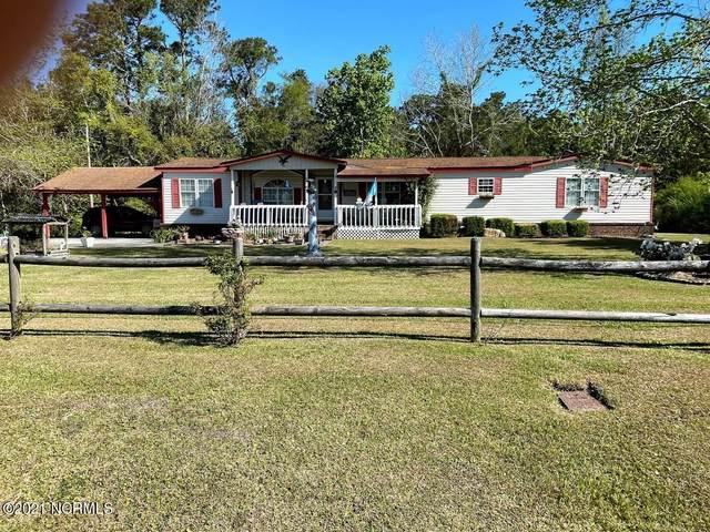 163 Great Neck Landing Road, Hubert, NC 28539 (MLS #100266677) :: Great Moves Realty