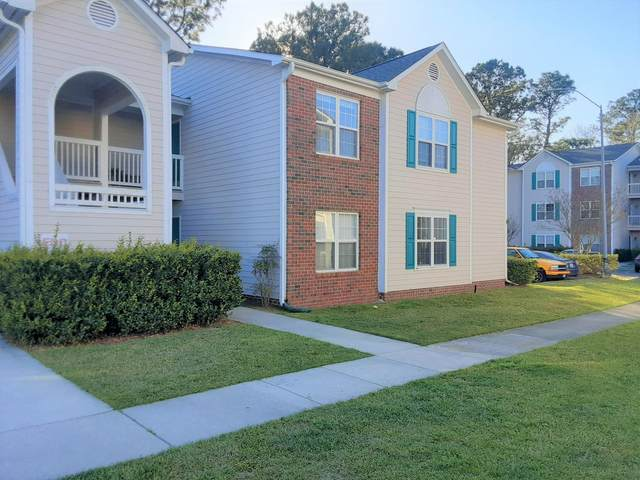 711 Clearwater Court Apt D, Wilmington, NC 28405 (MLS #100266691) :: The Tingen Team- Berkshire Hathaway HomeServices Prime Properties