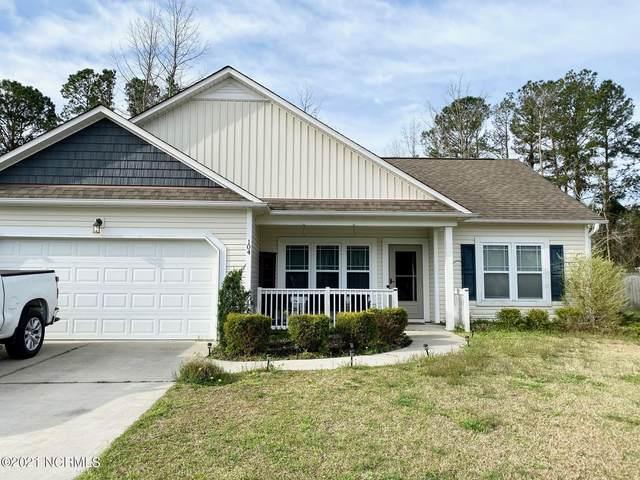 104 Ridge View Drive, Jacksonville, NC 28540 (MLS #100266696) :: Aspyre Realty Group | Coldwell Banker Sea Coast Advantage