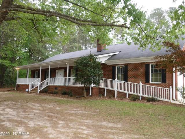 3315 Eds Drive, Rocky Mount, NC 27804 (MLS #100266704) :: RE/MAX Essential