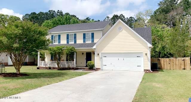 179 Audubon Drive, Jacksonville, NC 28546 (MLS #100266708) :: The Cheek Team