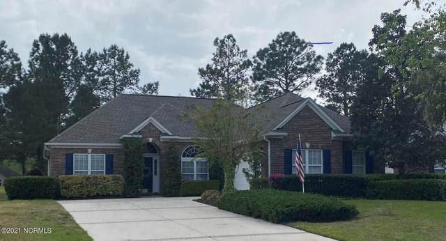 474 Sandpiper Bay Drive SW, Sunset Beach, NC 28468 (MLS #100266731) :: RE/MAX Essential