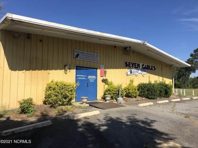 840 Overland Road, Clinton, NC 28328 (MLS #100266738) :: David Cummings Real Estate Team