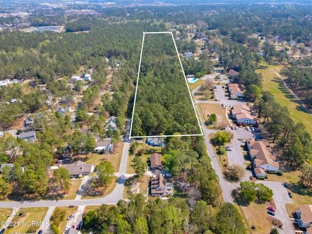 15.67acres Brightleaf Street, Shallotte, NC 28470 (MLS #100266758) :: The Oceanaire Realty