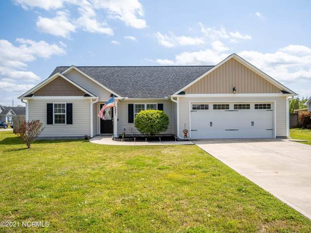 397 Haw Branch Road, Richlands, NC 28574 (MLS #100266762) :: Great Moves Realty