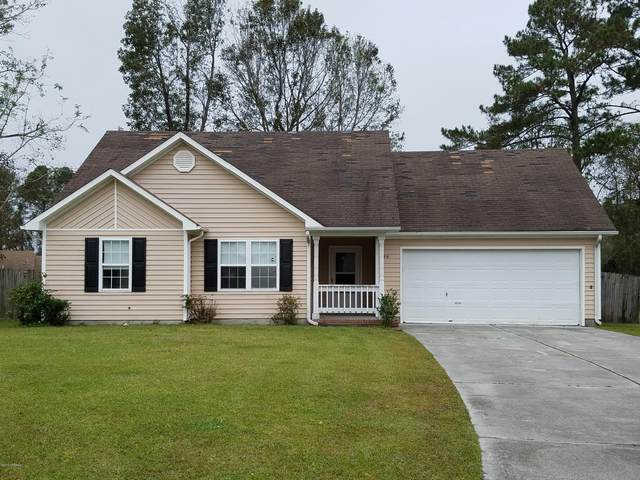 418 Eucalyptus Lane, Jacksonville, NC 28546 (MLS #100266783) :: Great Moves Realty