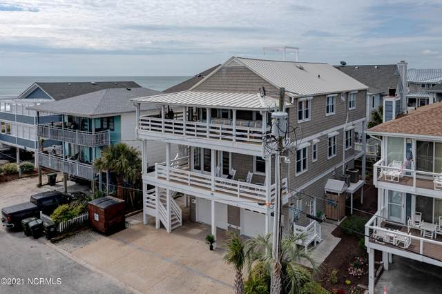 16 E Henderson Street A, Wrightsville Beach, NC 28480 (MLS #100266787) :: The Tingen Team- Berkshire Hathaway HomeServices Prime Properties