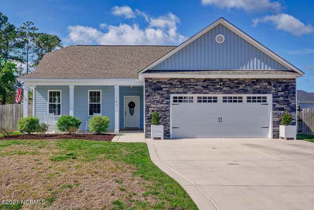 103 Captains Pointe, Sneads Ferry, NC 28460 (MLS #100266792) :: Great Moves Realty