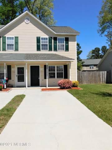 116 Croatan Court, Jacksonville, NC 28546 (MLS #100266801) :: RE/MAX Essential