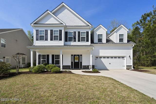 159 N Palm Drive, Winnabow, NC 28479 (MLS #100266802) :: The Cheek Team