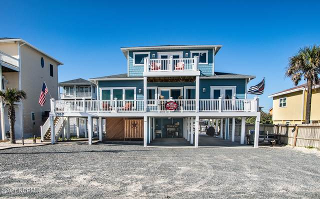 1507 N North Shore Drive, Surf City, NC 28445 (MLS #100266804) :: RE/MAX Essential