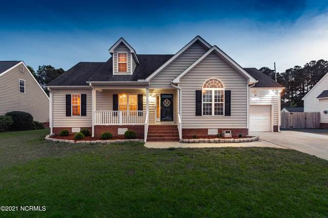 2613 Camille Drive, Winterville, NC 28590 (MLS #100266812) :: The Tingen Team- Berkshire Hathaway HomeServices Prime Properties