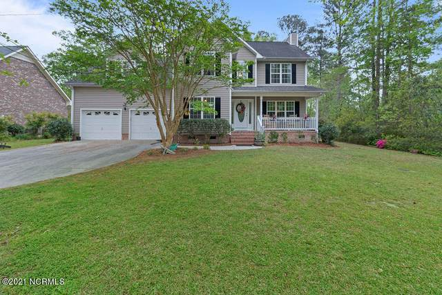 619 Par Drive, Jacksonville, NC 28540 (MLS #100266823) :: Great Moves Realty
