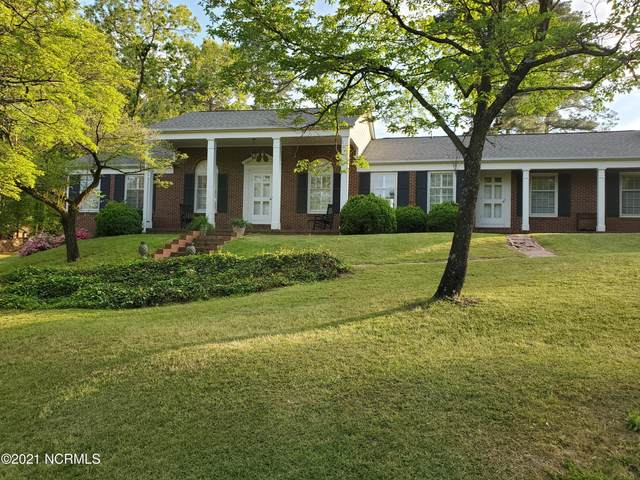 214 Woodland Drive, Clinton, NC 28328 (MLS #100266829) :: The Tingen Team- Berkshire Hathaway HomeServices Prime Properties