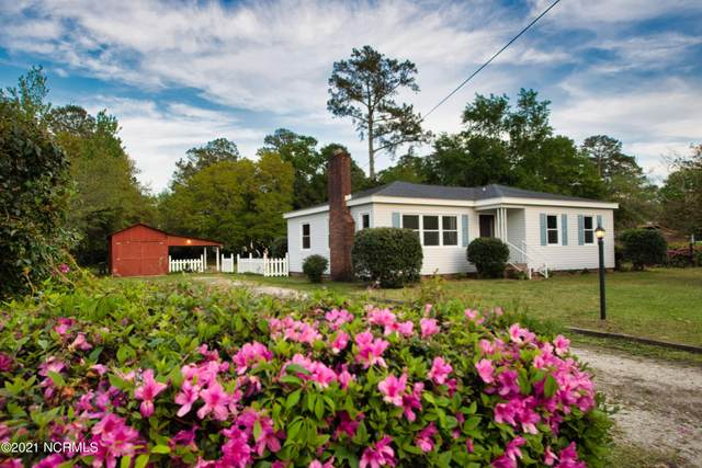 1613 S 41st Street, Wilmington, NC 28403 (MLS #100266840) :: RE/MAX Essential